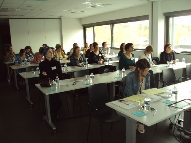 SIG Occupation Meeting Overpelt 2016