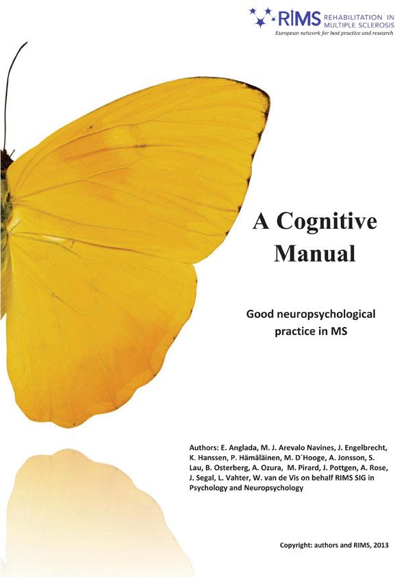 rims cognitive manual